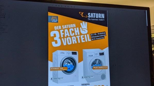 Bei Saturn kauft ihr derzeit viele Produkte zu sehr guten Preisen. Wir haben euch die lukrativsten Angebote herausgesucht.