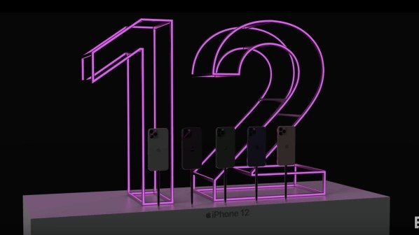 As for the iPhone, 12, iPhone 12, Pro look, it is not yet known. There will be an Update for the camera, on the other hand, it is always more likely to happen.