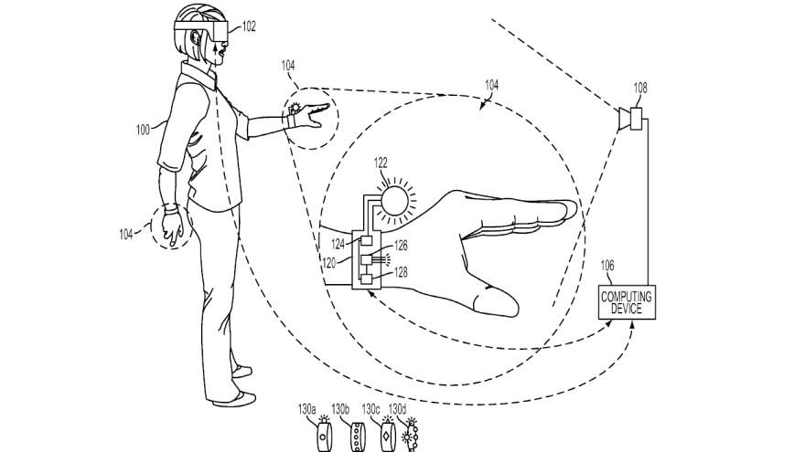 Großbildansicht: PlayStation VR: Sony beantragt Patent für