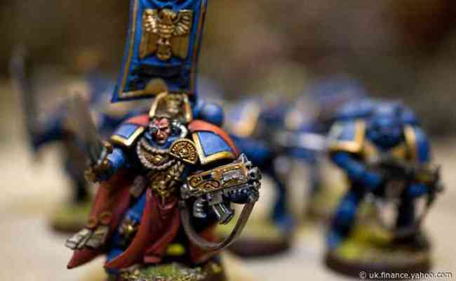 Wow What A Year Say Games Workshop Bosses After Record