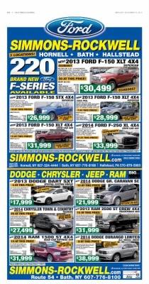 Biggest Tires On Stock F250 4x4 : biggest, tires, stock, Ithaca, Journal, Ithaca,, November