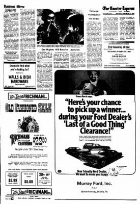 Murray Ford Dubois Pa : murray, dubois, Courier-Express, Dubois,, Pennsylvania, September