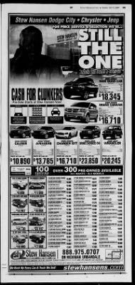 Chrysler Dealer Des Moines : chrysler, dealer, moines, Ultimate, Dodge:, Hansen, Dodge, Moines