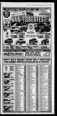 Chrysler Dealer Des Moines : chrysler, dealer, moines, Moines, Register, Moines,, October