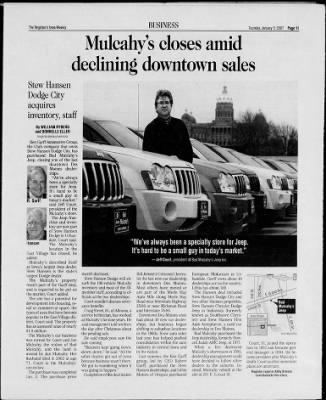 Chrysler Dealer Des Moines : chrysler, dealer, moines, Moines, Register, Moines,, January