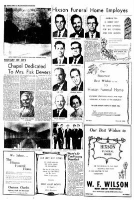 Hixson Lake Charles : hixson, charles, Charles, American-Press, Charles,, Louisiana, March