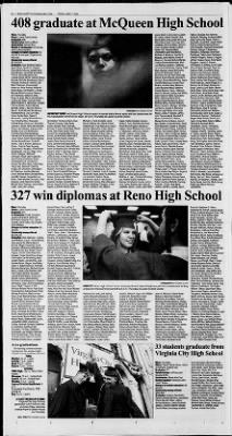 Reno GazetteJournal from Reno Nevada on June 7 2002