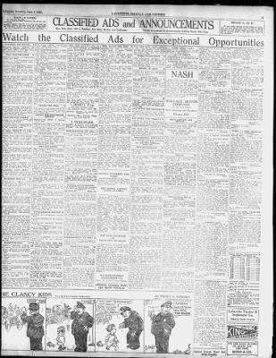 Lafayette Classified Ads