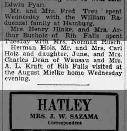 Wausau Daily Herald from Wausau, Wisconsin on October 29, 1932 · 9