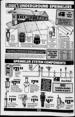 Lowes Sprinkler System : lowes, sprinkler, system, Hattiesburg, American, Hattiesburg,, Mississippi