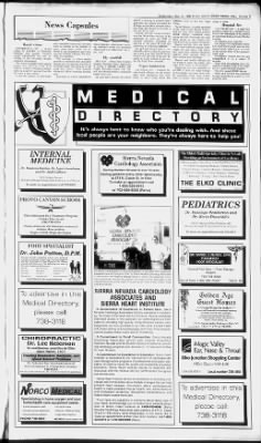 Elko Daily Free Press from Elko, Nevada on May 15, 1996 · 9