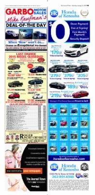 B12 Honda Civic : honda, civic, Journal, Times, Racine,, Wisconsin, January