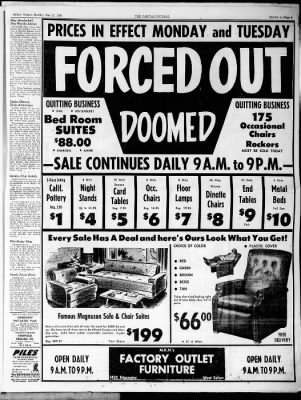 the chair outlet keizer oregon bubble with stand capital journal from salem on may 21 1956 page 9