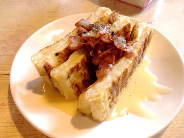 台北十大必吃早餐  找餐2店 讓人融化的法式吐司一吃就愛上(附餐單)