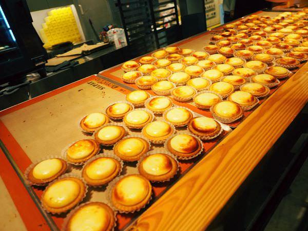 北海道秒殺起司塔Bake Cheese Tart||融化你的味蕾-台北捷運中山站必吃