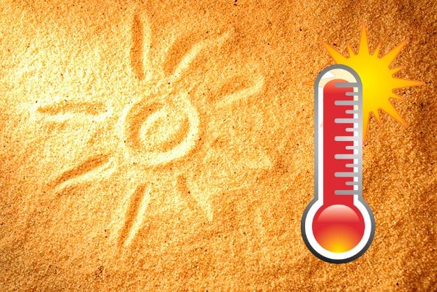 Прогноз погоди: буде спекотно…