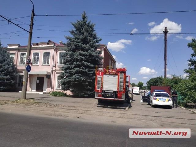 Новые сообщения о минировании в Николаеве: «дом престарелых», дом малютки, тубдиспансер