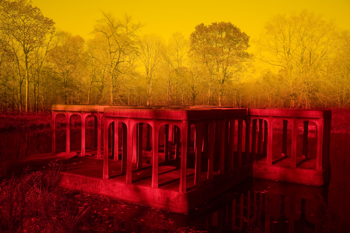 James Wellings The Glass House  NOWNESS