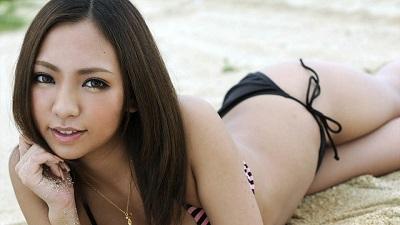 Carib 080819-003 Hikari Summer Nude: Public Sex In Beach