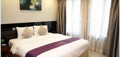 【香港住宿】寶軒酒店(中環)The Bauhinia Hotel - Central@上環站2分鐘