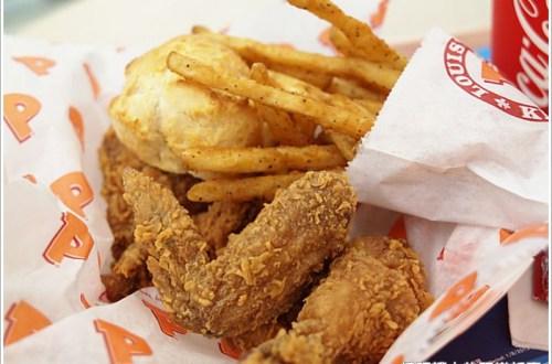 【香港機場】大力水手炸雞Popeyes Chicken & Biscuits