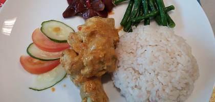 【新竹異國料理】家廚南洋料理 金山街的印尼風味餐點