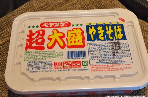 【日本泡麵】清爽好吃的炒泡麵 ペヤソグ