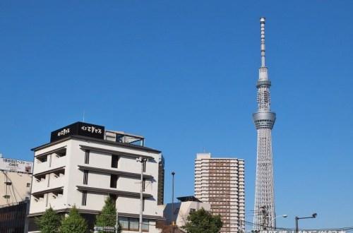 【東京景點】東京晴空塔TOKYO SKYTREE 好吃、好逛、可以玩一整天的景點!