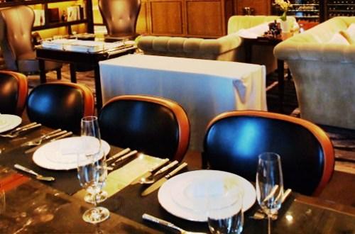 隱藏在內科的預約制法式料理 原建商私人招待所『De Loin德朗』