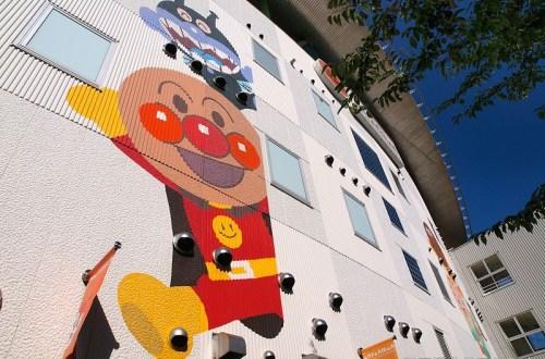 【橫濱】麵包超人博物館 東京旅遊不能錯過的親子景點!