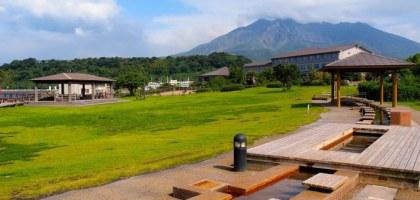 【櫻島】一年噴發超過500次!在隨時會爆發的火山下來個泡湯體驗