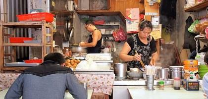 【宜蘭】火生餛飩麵店 在地人不想被報導的古早麵店