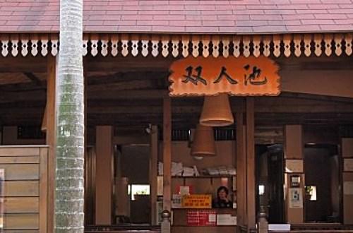 【陽明山溫泉】椰林溫泉美食餐廳 雙人湯屋