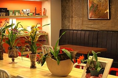 【台北美食】門片咖啡Doors coffee 藏身在天母住宅區超值大份量歐式早午餐