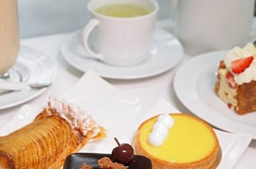 【板橋亞東醫院捷運站美食】稻町森法式甜點舖 Jouons Ensemble Pâtisserie