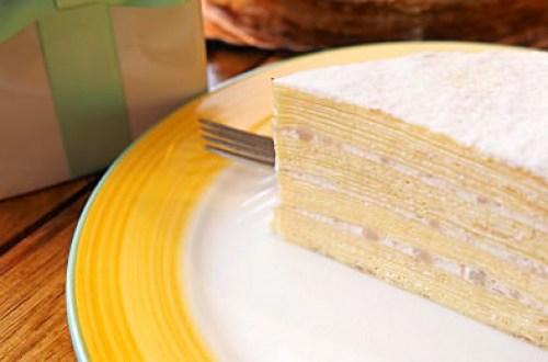 Rubby手作千層 宅配FB不神秘千層蛋糕免搶免入會絕對吃的到!
