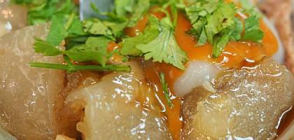 【彰化美食】二林市場80年的無名肉圓老攤