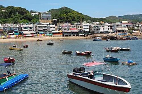 香港人的度假島嶼–南ㄚ島 周潤發的故鄉