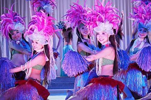 【福島】Spa Resort Hawaiians夏威夷度假村