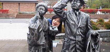 【秋田旅遊】時光遺忘的礦業小鎮!日本版的林田山 小坂町明治百年通り散策