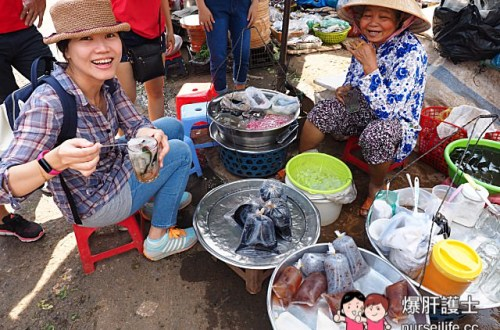 【越南旅遊】西寧市場 越南傳統菜市場大觀園