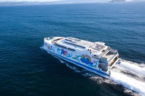 搭船去日本玩的新選擇!從花蓮搭麗娜輪前進石垣島(最後流標)