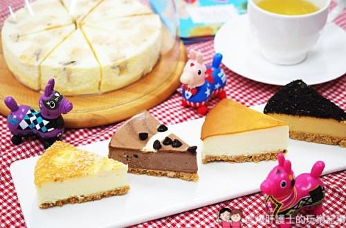 上班這黨事、台中十大伴手禮、鄉民都熱推的高CP值曼特食品重乳酪蛋糕