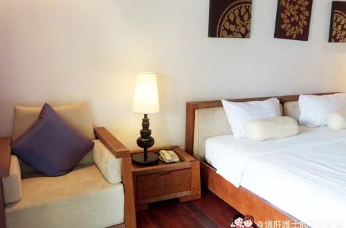 泰國、蘇梅島住宿|沙綸飯店 (The Sarann Hotel) 超值四星別墅套房 泰國水燈初體驗
