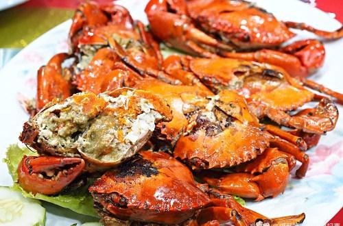 馬來西亞、沙巴|山打根好吃又實惠的「傅貴林門」海鮮餐廳