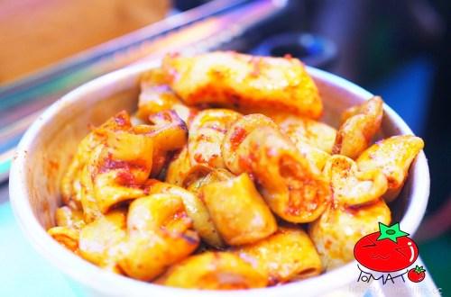 韓國、大邱 安吉郎站烤腸街 大邱宵夜十味之一的好去處