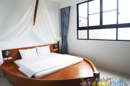 屏東、小琉球住宿|憨人宅旅店二館–在星空中徜徉入夢