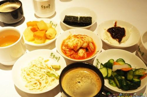 豆腐村 韓式豆腐煲料理–小菜、霜淇淋吃到飽的連鎖餐廳