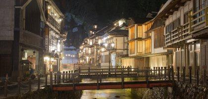 日本、山形 銀山溫泉各家旅館整理