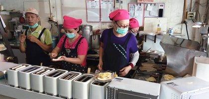 新竹、北區|緣生緣漢堡專賣店.一種家鄉的好味道